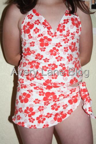 00010Avery Lane Blog: How to Draft a Wrap Style Swim Skirt