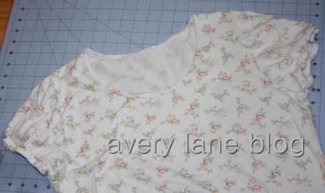 Avery Lane Blog elastic puffy sleeve sewing tutorial
