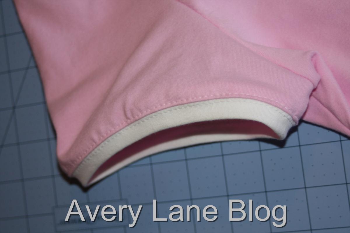 Avery Lane Blog--ringer tee sewing tutorial