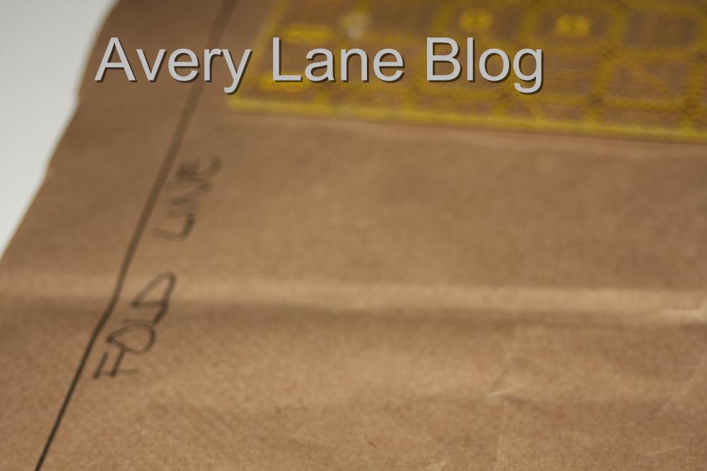 Avery Lane Blog: How to Draft a Wrap Style Swim Skirt