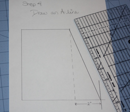 Avery Lane Blog: how to draft a simple swim skirt tutorial